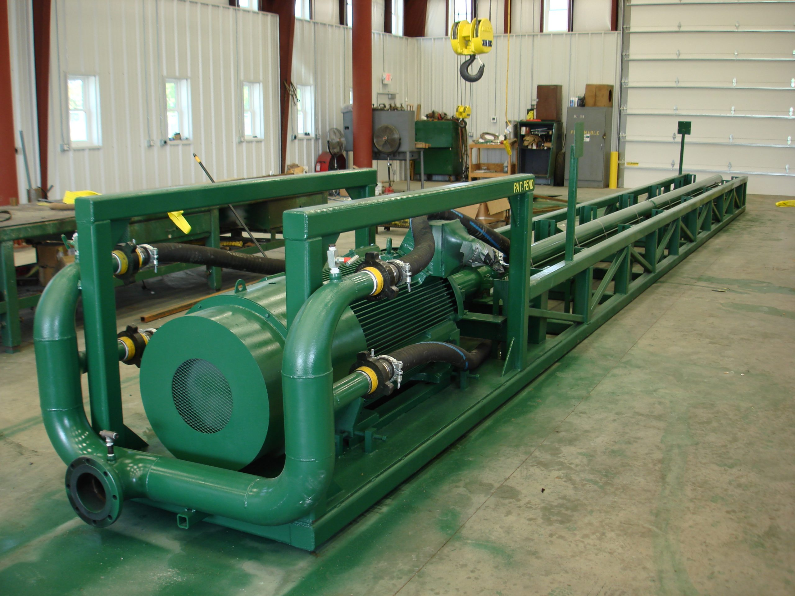 Horizontal Surface Pump
